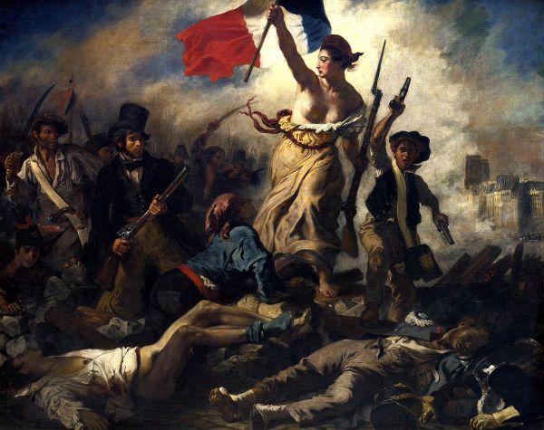 svobodata vodi naroda