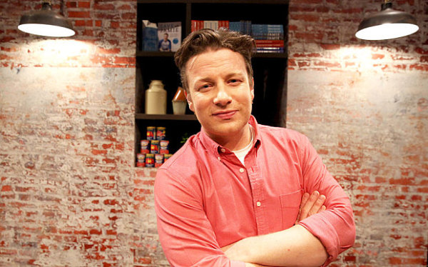 Jamie Oliver's 14 'hero' ingredients 1