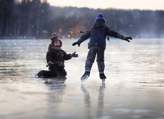 zima deca 13