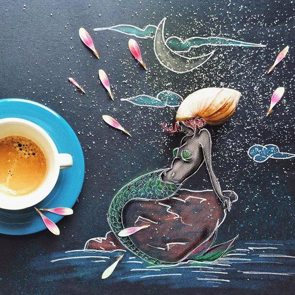 kafe kartina 14