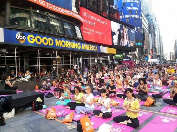 new york joga