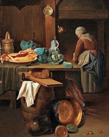picture food 16th century 1