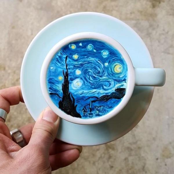 Kangbin Lee coffee 2