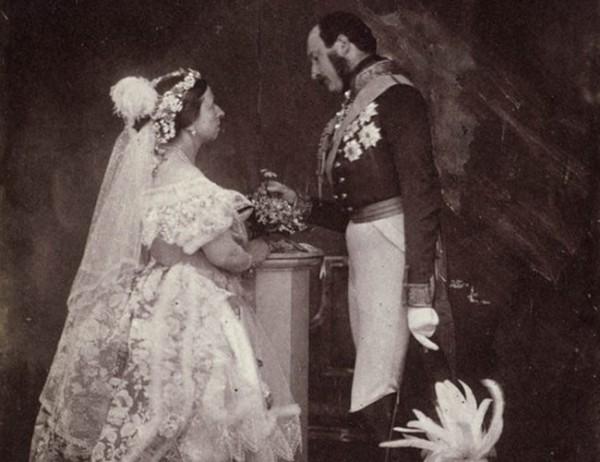 Victoria svatba