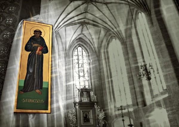 Sanctus Franciscus Assisiensis