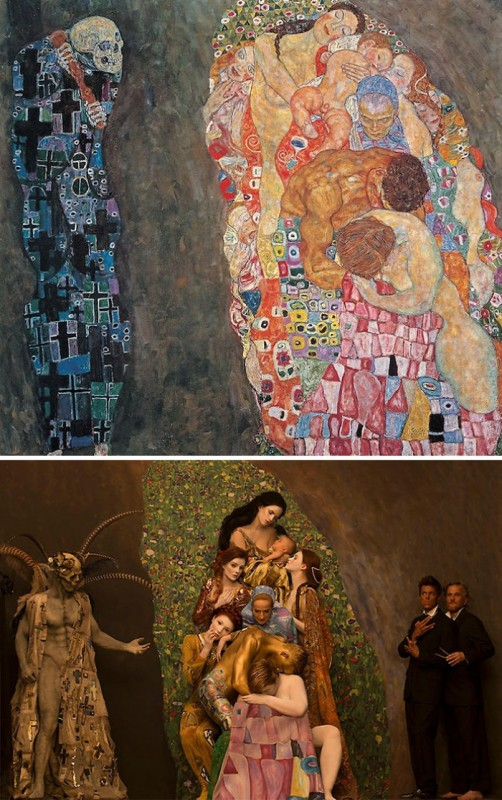 gustav-klimt-famous-paintings-real-life-models-photographer-inge-prader-5