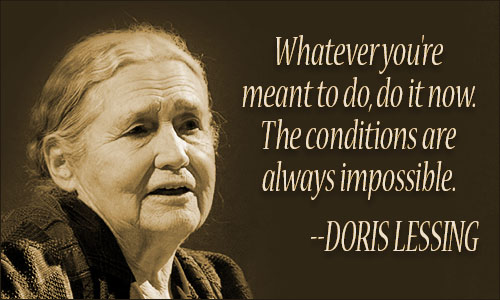 Doris Lessing 1