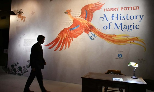 The magic of Harry Potter at the British Library 1
