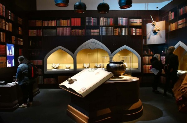 The magic of Harry Potter at the British Library 2