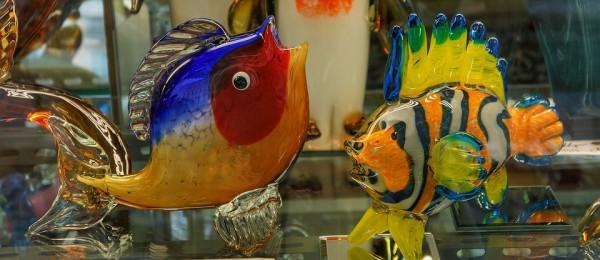 Майстори на стъкло, Мурано, Венеция